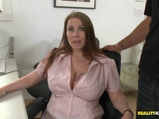 Bignaturals - Sleeping boobie