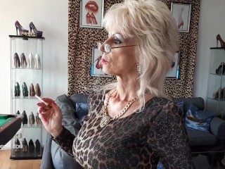 Leopard body con dress and smoking