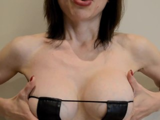 I'll take all your Money for Opportunity to Watch my Perfect Breast! Full Version