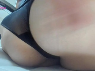 Losers pay to worship Goddess Honey Farts