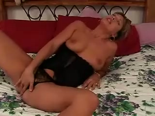 When her paramour is not here this nymph luvs to finger pound her mouth-watering cunny