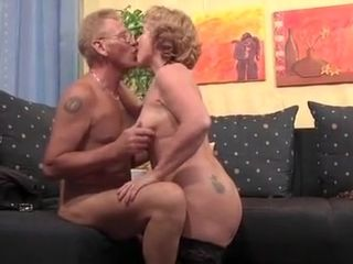 Hottest Amateur movie with Big Tits, Mature scenes
