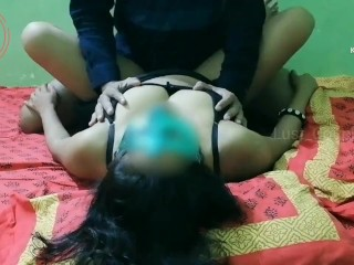 Busty Indian wife seducing in white saree! (Part-5) Real moaning during orgasm