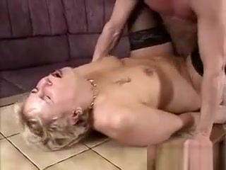 Super-naughty Mature cockslut Gets Her puss poked
