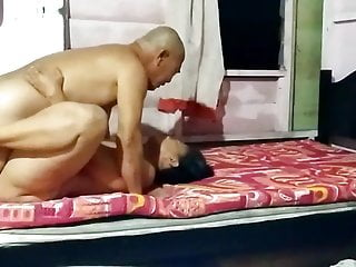 First-timer Mature chinese duo
