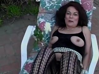 MILF in heat craves a big hard cock