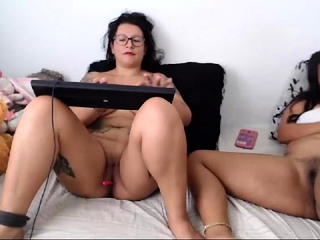 Crazy elderly stud pummel youthfull first-timer plus-size homemade