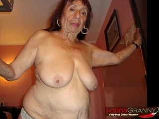 LatinaGrannY revolutionary Grandma Pictures Compilation