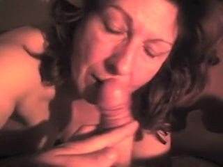 Amazing Amateur movie with Grannies, Brunette scenes