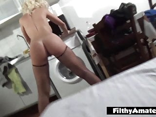 Private visit to Alessia from Pesaro, explosive nasty blonde