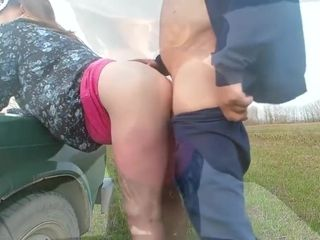 I Asked My Husband To Fuck Me Near The Highway