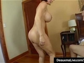 Matured Milf Deauxma Has chubby Squirting creep far varlet trinket!